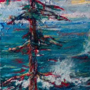On Edge by Stephen Cole Fine Art