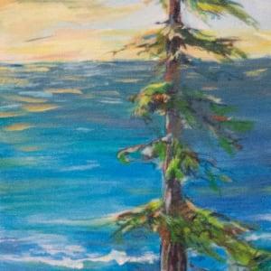 Shore Breeze by Stephen Cole Fine Art