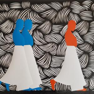 Walk Alone   We Will Follow by Tracy Murrell
