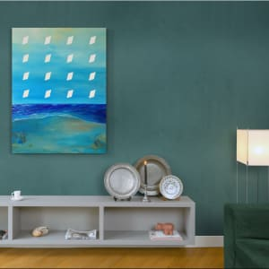 Blue Night by rebecca chaperon