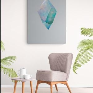 Crystal Form #6 ~ november sale $1950 reg. $3000 by rebecca chaperon