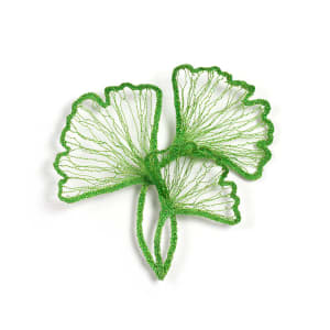 #99 Green Ginkgo's by Meredith Woolnough