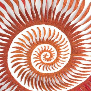 Spira mirabilius by Meredith Woolnough