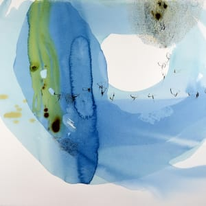Flow Earth W-2020-4-4 by Ana Zanic