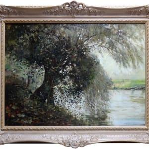 0750 - Untitled by J. Clayton Adams (1840-1906)