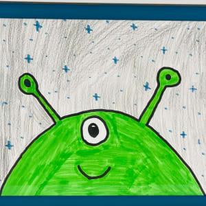 3510 My Martian Dude by FamJam Studios