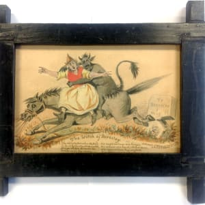 2608 - The Witch of Berkeley by Stephen Jenner (1794 - 1881) Grand-Nephew of Dr. Edward Jenner