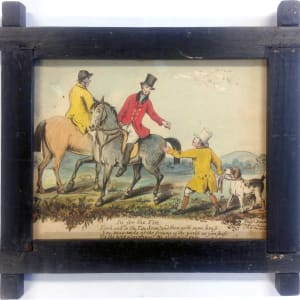 2613 - In For The Tin 2 by Stephen Jenner (1794 - 1881) Grand-Nephew of Dr. Edward Jenner