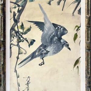 2783 -  Bird by Toshio AOKI ( 1853 - 1912)