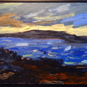 0397 - Blue Torrent by Matt Petley-Jones