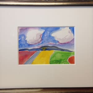 3031 - Two Clouds by Matt Petley-Jones