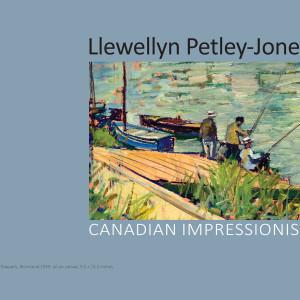 CANADIAN IMPRESSIONIST by Llewellyn Petley-Jones (1908-1986)