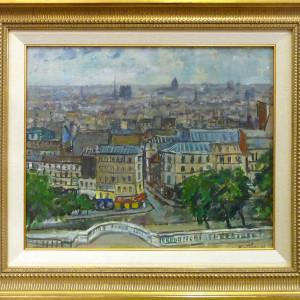 0226 - Maison de Paris by Llewellyn Petley-Jones (1908-1986)