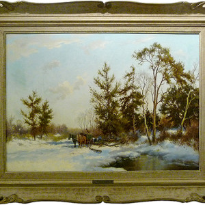 0031 - Winter at Hilversum