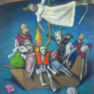 0623 - Ship of Fools by Thomas Anfield