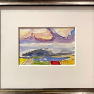 3034 - Three Clouds by Matt Petley-Jones
