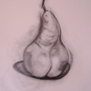 c) Wild Fruit Attitude by Kathleen Katon Tonnesen
