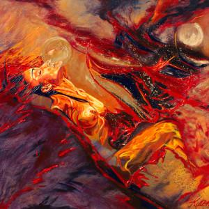 a ) Wildfire! by Kathleen Katon Tonnesen