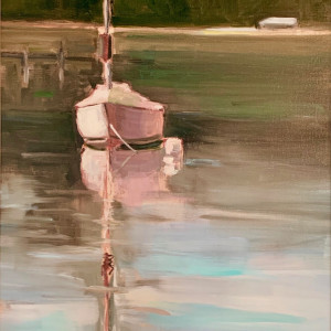 Calm Waters #1 by Sally Hootnick
