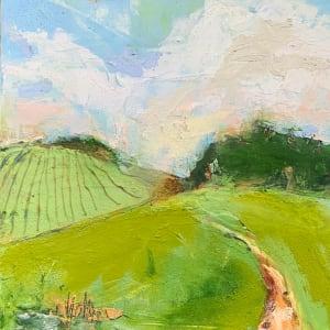 Little Landscape #14 by Sally Hootnick