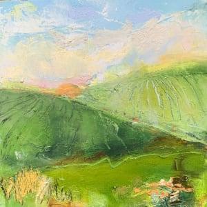 Little Landscape #15 by Sally Hootnick