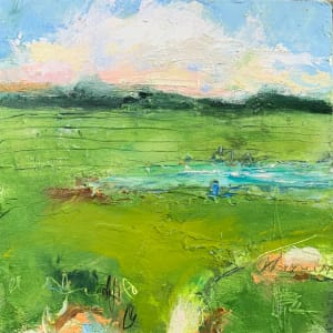 Little Landscape #16 by Sally Hootnick