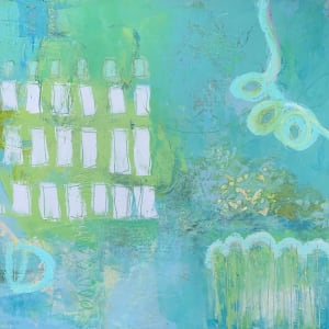 Garden Plot by Sally Hootnick