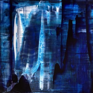 Folded Light XV by Richard Heys