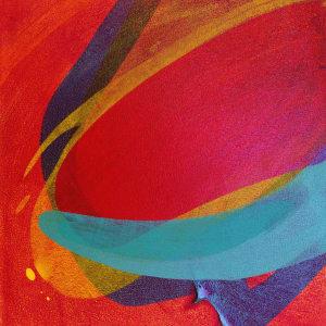 Gravity's Rainbow XXII by Richard Heys