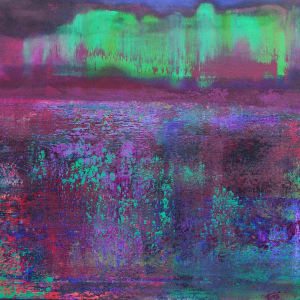 Northern Lights III by Richard Heys