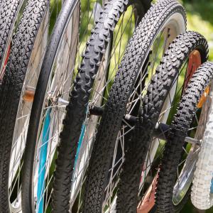 Tires & Spokes by Sean Mueller