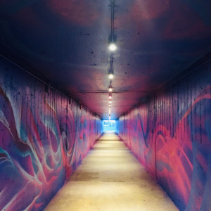 Northglenn Tunnel Mural Project by Chad Bolsinger