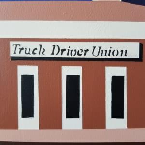 Truck Driver Union