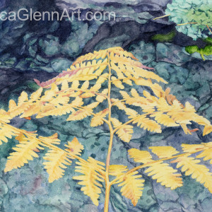 Fern Flight by Jessica Glenn