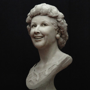 Vivian Vance for Emmys Hall of Fame by Richard Becker