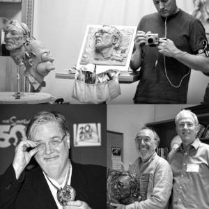 James L. Brooks for Emmys Hall of Fame by Richard Becker