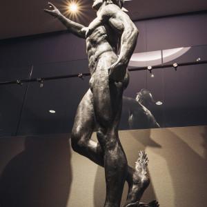 Los Angeles Athletic Club Mercury by Richard Becker