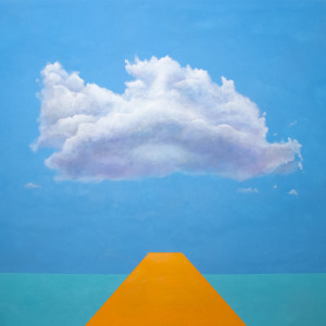 Diving Board by Richard Becker