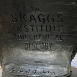 "L.S. ""Sam"" Skaggs, The Scripps Research Institute, La Jolla, CA by Richard Becker"