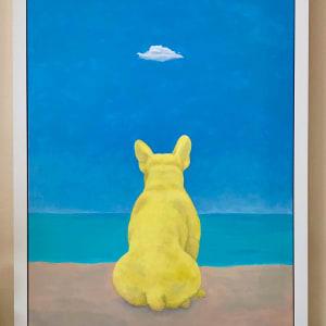Dogs Dream by Richard Becker