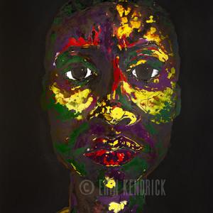 purple. by Erin Kendrick