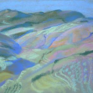 Paysage de Toscane, I by LECOULTRE John-Francis (1905-1990)