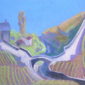Riex by LECOULTRE John-Francis (1905-1990)