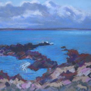 Baie en Bretagne by LECOULTRE John-Francis (1905-1990)