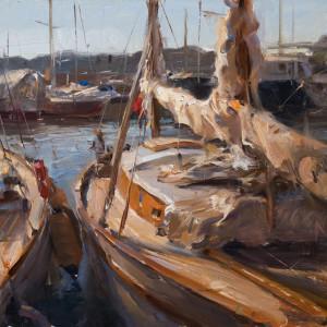 Sailboat 16x16 nbteef