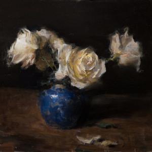 White roses hupy5j