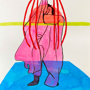 We are channeling by Rosie Ranauro