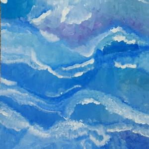 Blue wave 6 garo6h
