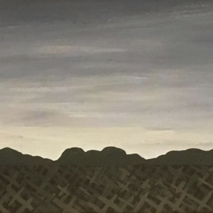Twilight in Garner by Rachel Perry
