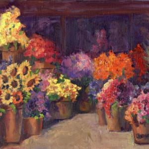 Flowermarket 4